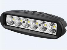 """Фара SM-6180F LED """"РИФ"""" на Mitsubishi L200 с 2015г. выпуска"""