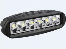 """Фара SM-6018-RSA LED """"РИФ"""" на Mitsubishi L200 с 2015г. выпуска"""