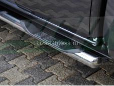 "Пороги TT002 DRAGOS ""ARP"" на Mercedes-Benz X-Class"