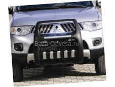"Защита переднего бампера ""Pasific"" для Mitsubishi L200 Triton"