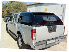 "Кунг Canopy Sliding Window ""Doga Fiber"" на Nissan Navara"