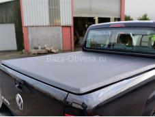 """Трех секционная виниловая крышка кузова """"WINBO"""" на Volkswagen Amarok"""