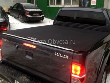 "Тент Soft Lid ""Carryboy"" на Toyota Hilux с 2015г. выпуска"