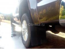 """Брызговики """"Русская Артель"""" на Volkswagen Amarok"""