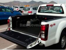 """Вкладыш в кузов с заходами на борта """"Ruggedliner"""" для ISUZU D-MAX"""