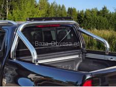 "Защитная дуга в кузов MERXCL18-32 ""TCC"" на Mercedes-Benz X-Class"
