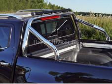 "Защитная дуга в кузов MERXCL18-44 ""TCC"" на Mercedes-Benz X-Class"