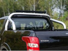 """Защитная дуга в кузов MITL20015-19 """"TCC"""" на Fiat Fullback с 2015г. выпуска"""