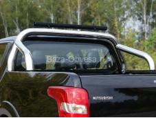 """Защитная дуга в кузов MITL20015-19 """"TCC"""" на Mitsubishi L200 NEW с 2015г. выпуска"""