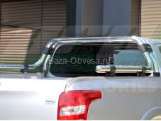 """Защитная дуга в кузов RB013 AHTAPOT """"ARP"""" на Mitsubishi L200 NEW с 2015г. выпуска"""