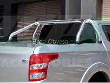 """Защитная дуга в кузов RB003 SAND """"ARP"""" на Mitsubishi L200 NEW с 2015г. выпуска"""