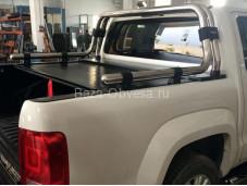 """Двойная защитная дуга в кузов AHTAPOT """"ARP"""" на Volkswagen Amarok"""