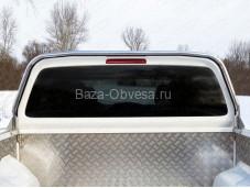 """Защита кузова VWAMAR17-38 """"TCC"""" на Volkswagen Amarok"""
