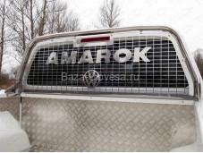 """Защита кузова VWAMAR17-37 """"TCC"""" на Volkswagen Amarok"""