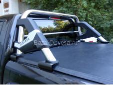 """Защитная дуга в кузов из нержавеющей стали """"WINBO"""" на Volkswagen Amarok"""