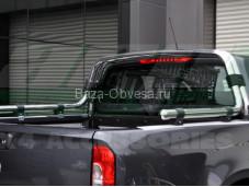 """Двойная защитная дуга в кузов RB013 AHTAPOT """"ARP"""" на Mercedes-Benz X-Class"""
