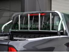 "Защитная дуга в кузов RB008 SEAMAN ""ARP"" на Mercedes-Benz X-Class"