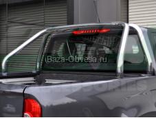 """Двойная защитная дуга в кузов RB003 SAND """"ARP"""" на Mercedes-Benz X-Class"""