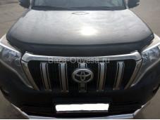 """Дефлектор капота """"EGR"""" на Toyota Land Cruiser 150 с 2013г. выпуска"""