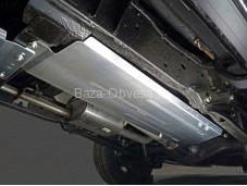 """Защита топливного бака ZKTCC00373 """"TCC"""" на Mercedes-Benz X-Class"""