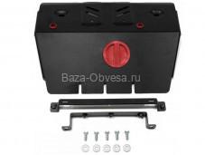 Защита радиатора 111.09516.1 на Toyota Prado 150 с 2013г. выпуска
