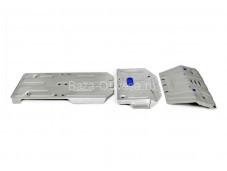 Комплект защиты K333.9516.1 на Toyota Prado 150 с 2009г. выпуска
