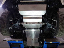 Защита двигателя ZKTCC00268K Pajero Sport III с 2015г. выпуска