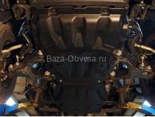 Защита двигателя 24.21k для Toyota Tundra с 2013г. выпуска