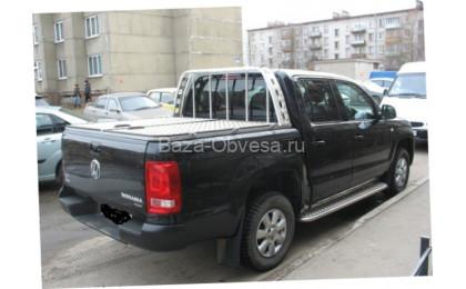 """Алюминиевая крышка кузова """"NIIS"""" на Volkswagen Amarok"""