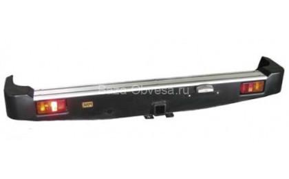 Купить задний бампер Piak для Mitsubishi L200 Triton