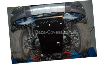 "Защита двигателя ""Шериф"" на Ford Ranger с 2007 до 2011г. выпуска"