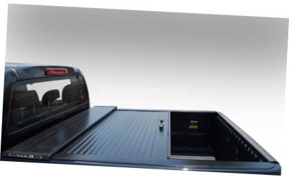 """Алюминиевая крышка кузова Rollback """"Afcarfiber"""" на Mitsubishi L200 с 2006 до 2013г. выпуска"""
