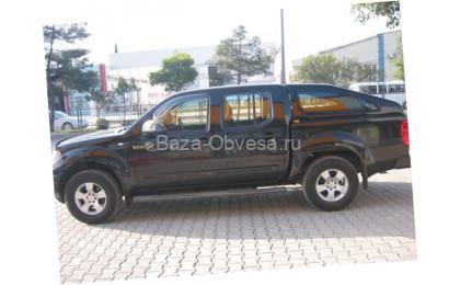 "Кунг Starbox ""Doga Fiber"" на Nissan Navara"