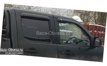 Дефлекторы боковых окон EGR для Mazda BT50