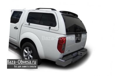 """Кунг """"LUPOTOP S-1 COMBO"""" для Nissan Navara"""
