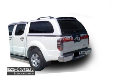 "Кунг ""LUPOTOP S2"" для Nissan Navara"