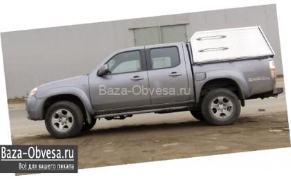 "Алюминиевый кунг Triffid Trucks стандарт ""Triffid"" на Nissan Navara"