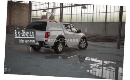 "Кунг RT3 из стекловолокна ""Ramtruck"" на Mitsubishi L200 с 2013 до 2015г. выпуска"