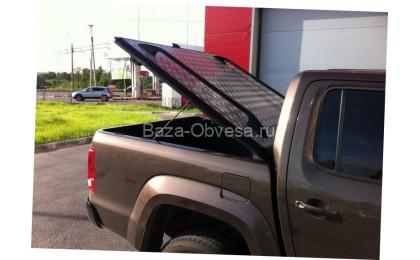"Крышка кузова Outback с рейлингами ""SJS"" на Volkswagen Amarok"