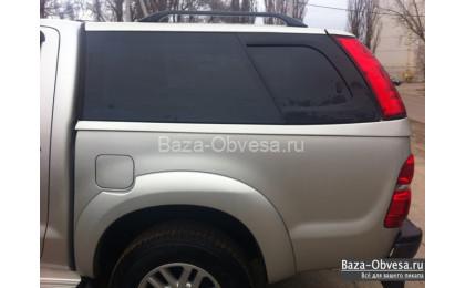 """Кунг """"SUV PLUS V4 MAX"""" для Toyota Hilux до 2014г. выпуска"""