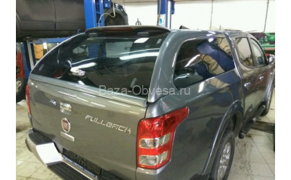 """Кунг Canopy Fixed Window """"Doga Fiber"""" на Fiat Fullback с 2015г. выпуска"""