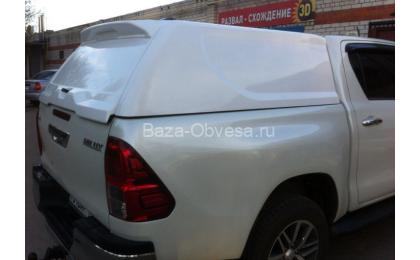 """Кунг Cargo композит """"АВС-Дизайн"""" на Toyota Hilux с 2015г. выпуска"""
