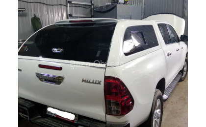 "Кунг Canopy Sliding Window ""Doga Fiber"" на Toyota Hilux с 2015г. выпуска"