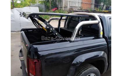 "Крышка кузова TS2 с дугами ""TopUp"" на Volkswagen Amarok"