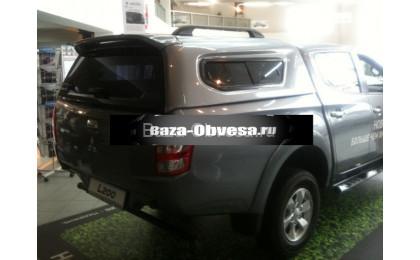 Кунг с боковыми раздвижными окнами для Mitsubishi L200 до 2014г. выпуска
