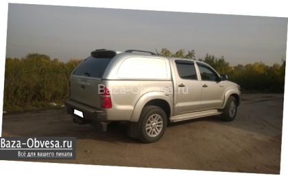 "Кунг RT3 из стекловолокна ""Ramtruck"" на Toyota Hilux с 2011 до 2015г. выпуска"