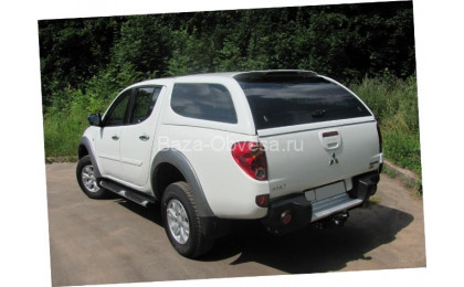 "Кунг Canopy Fixed Window ""Doga Fiber"" на Mitsubishi L200 с 2006 до 2013г. выпуска"