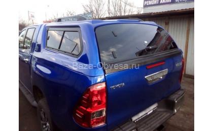 "Кунг MaxTop 3 ""MaxLiner"" на Toyota Hilux с 2015г. выпуска"