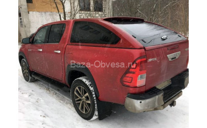"Кунг Starbox ""Doga Fiber"" на Toyota Hilux с 2015г. выпуска"