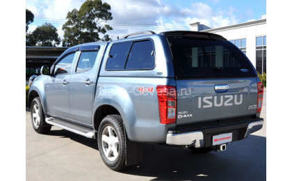 "Кунг S560WO ""Carryboy"" на пикап ISUZU D-MAX"